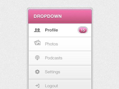 UI Dropdown