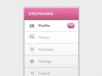 UI Dropdown