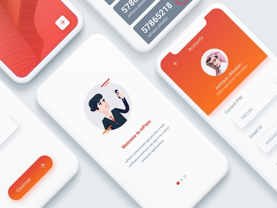 mPass mobile app