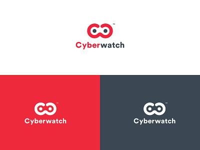 Cyberwatch Logo ashique ukkadan w logo c logo app vision eyes watch security cybersecurity illustration logo symbol mark typography minimal flat logotype identity clean branding