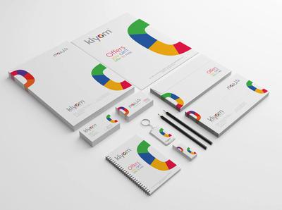 Klyom Corporate Branding Identity Design