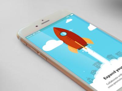 App Walkthrough - Landing Page