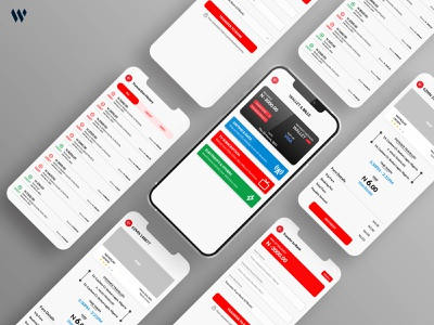 Transapp transportation transport application design application ux uiuxdesigner ui branding uiuxdesign uiux