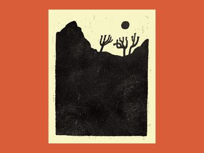 Joshua Tree Sketch 3