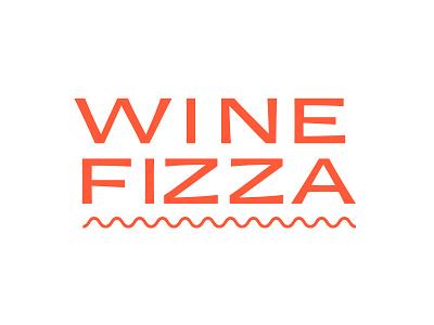 WINEFIZZA ALTERNATIVE CONCEPT logo branding design woman owned imports wine branding