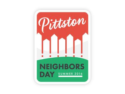 Neighbors Day Logo Vs2 pittston vector seal logo neighbors neighbor