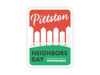 Neighbors Day Logo Vs2