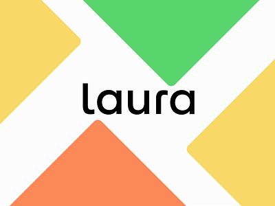 laura Logo logo