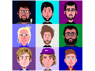 Pixel Avatars Custom