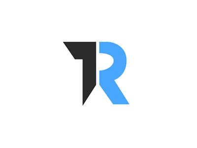 The Revuer sleek minimal review revuer logo