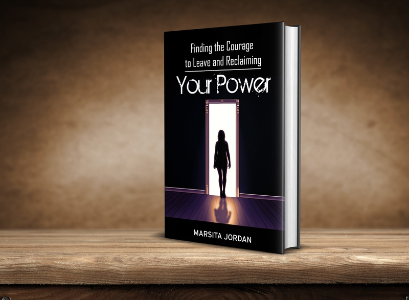 Finding the Courage to leave and Reclaiming Your Power bookdesigner9 fiverr fantasy book cover kindle book cover ebook cover book cover website vector ux ui typography minimal logo illustration icon flat design branding app animation