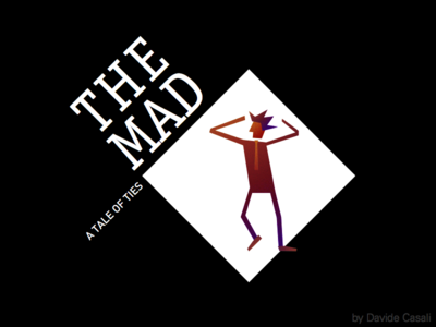 The Mad, A Tale Of Ties character noir
