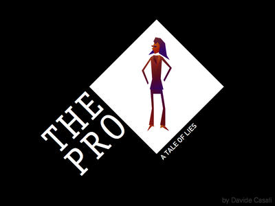 The Pro, A Tale Of Lies character noir