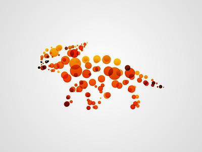 Bubble Fennec Fox fennec fox illustration bubble