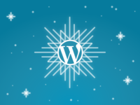 WordPress Snowflake