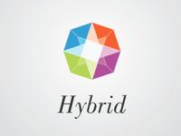 Hybrid Related Logo Draft