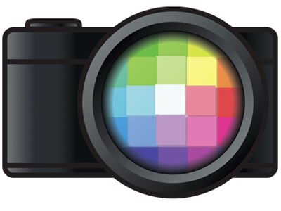 Blipshot icon 2010 (Chrome Extension) camera color screenshot