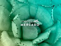 Merci Mercado Logotype