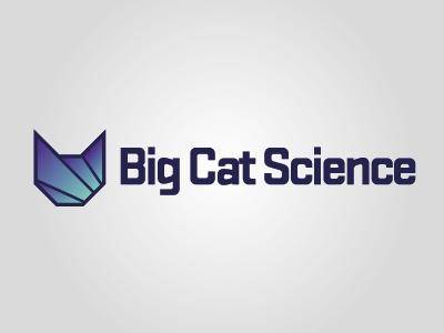 Bigcatscience logo dribble 2