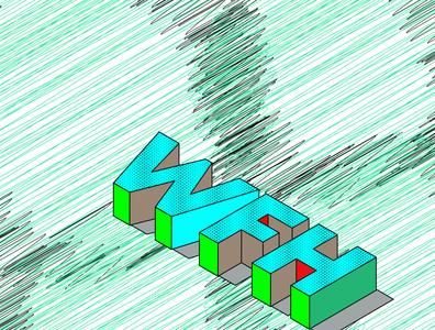 WFH design illustration