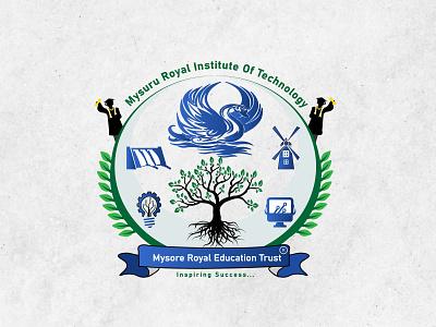 University Logo design vector illustration design icon education logo freelance designer typography branding ui mockup logodesign logo