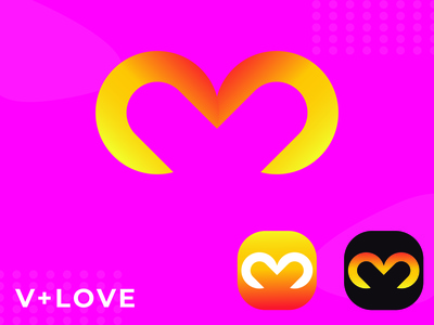 V letter logo design logos letter logo minimal modern logo logotype minimalist logodesign branding logo folio 2021 creative logo