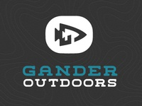 Unused Gander Outdoor Logo Submissions