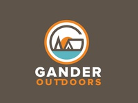 One more Gander logo