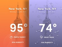 Daily UI Weather