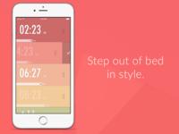 Alarmu iOS App