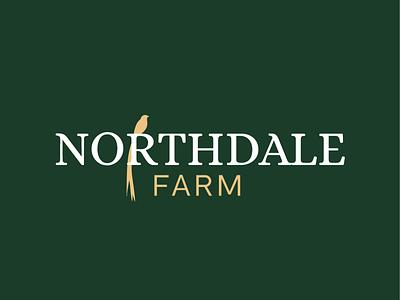 Northdale Farm logo design vector brand design branding design logo adobe illustrator
