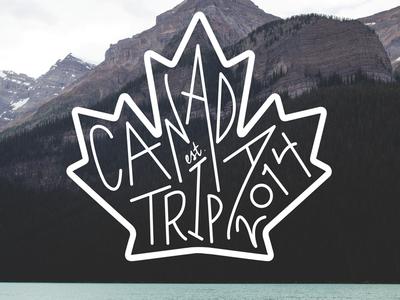 Canada Typography