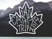 Canada Typography
