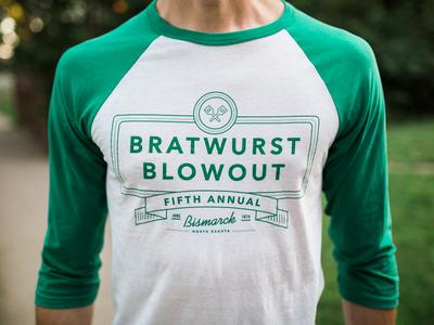 5th Annual Bratwurst Blowout