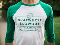 5th Annual Bratwurst Blowout