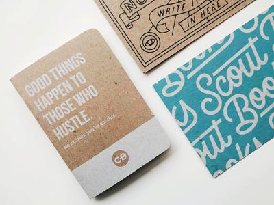 Hustle Notebooks
