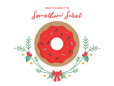 Cyber Monday Donut Campaign