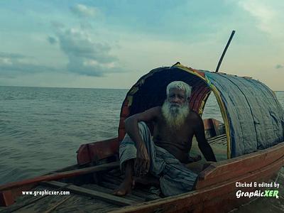 Boatman photoedit photography color correction retouch