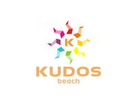 Kudos Beach logo redesign / refresh 2013