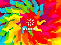 Kudos Beach logo redesign / refresh