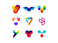 LOGO Alphabet: letter Y
