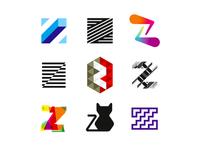 LOGO Alphabet: letter Z