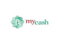 MyCash logo design