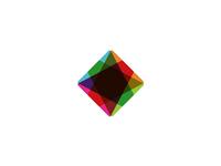 Diamond logo design symbol