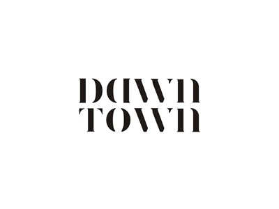 Dawn Town Architecture Firm Logo Design By Alex Tass
