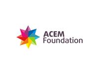 ACEM Foundation logo design