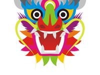 智君 Sport & Smarts children logo design symbol detail