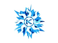 Kudos Ice logo design
