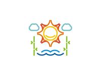 智君 Sport & Smarts logo design