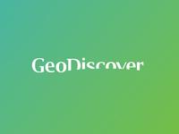 GeoDiscover logo design